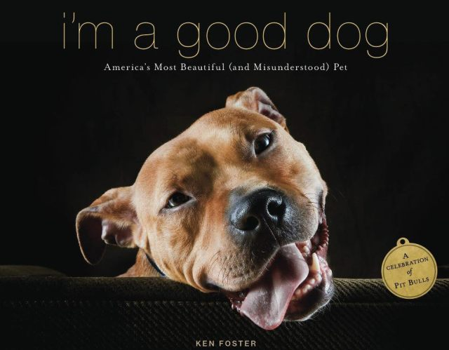 I'm a Good Dog: Book Tour Kicks Off with AFF